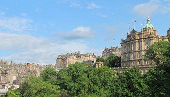Edinburgh-bild